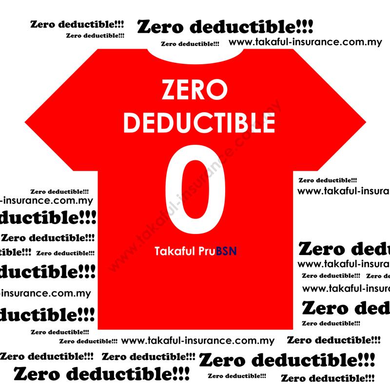 zero-deductible