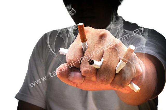 Fakta rokok punca penyakit kronik