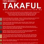 Tips Membeli Takaful