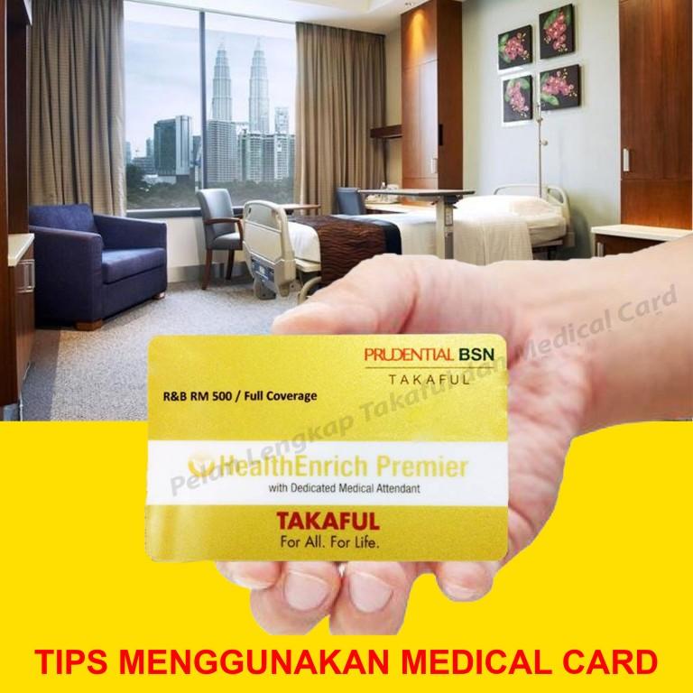 Tip Penting Menggunakan Medical Card